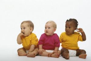 Babies Socialize