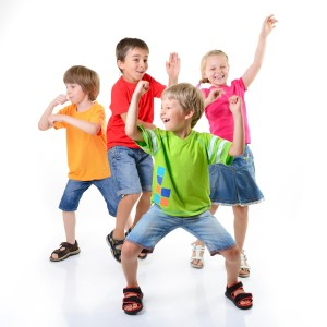 Children Love to Move!